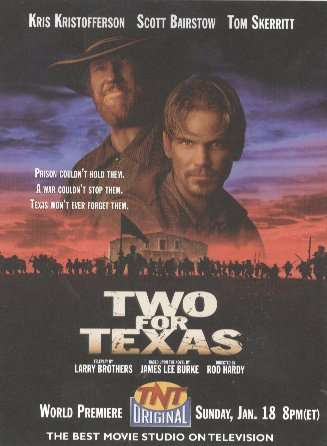 Two for Texas movie